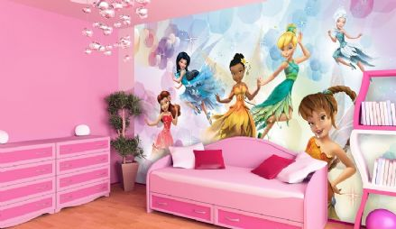Disney Fairies wallpaper murals